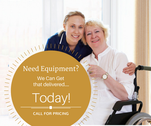 Do you need equipment or supplies-